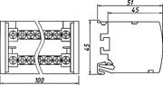 Габаритные размеры VC-211