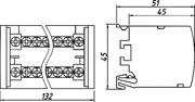 Габаритные размеры VC-215