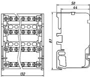 Габаритные размеры VC-415