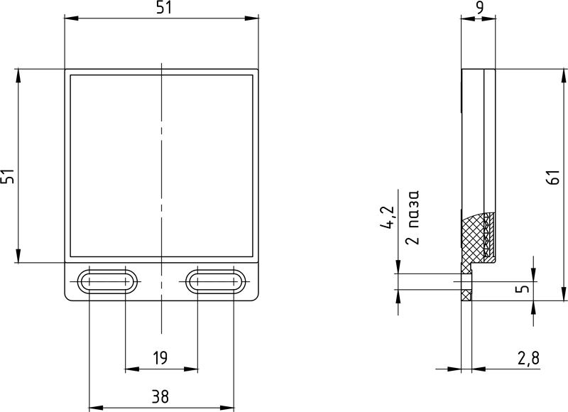 Рефлектор OR51-S